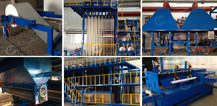 Bitumen Water Proof Sheet Production Line