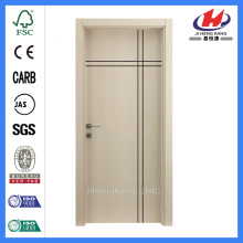 JHK-FC05 cheap solid core flush swing doors