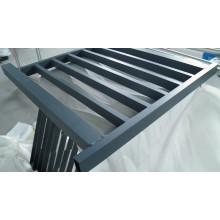 6063 Garde-corps en aluminium enduit de poudre fait en tant que votre demande