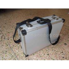Boîtier en aluminium avec diviseurs (HBAL-3)