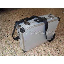 Aluminum Case with Dividers (HBAL-3)