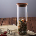 Best Quality Tea Glass Storage Jar