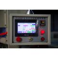 Automática de la cuenta matriz transportadora transporte manga sellador encojido paquete sellado de la máquina sin bandeja