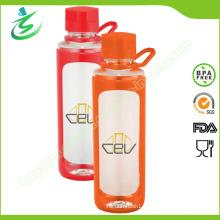 650ml Plastic Drink Cup, BPA Free Water Bottle
