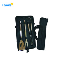 With oxford bag  BBQ Barbecue Set