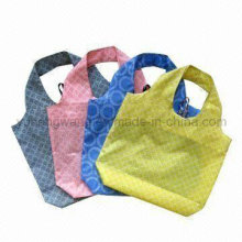 Advertisement Fold Drawstring Shopping Bag, Give Away