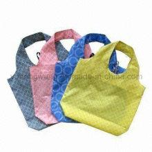 Publicité Fold Drawstring Shopping Bag, Give Away