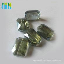 Micron trésors perle de verre cristal en vrac