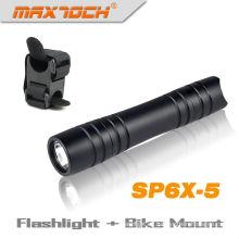 Maxtoch SP6X-5 Camping taktische Polizei Multifunktions-Taschenlampe