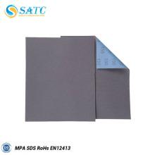 papel abrasivo resistente al agua de carburo de silicio