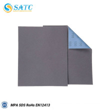 silicon carbide waterproof abrasive sanding paper