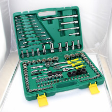 120 PC Tools Box Sets Socket Set