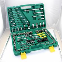 120 PC Tools Box Sets Socket Set