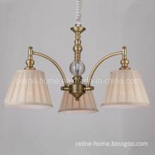 Decorative Iron Chandelier with Three Lights (SL2088-3)
