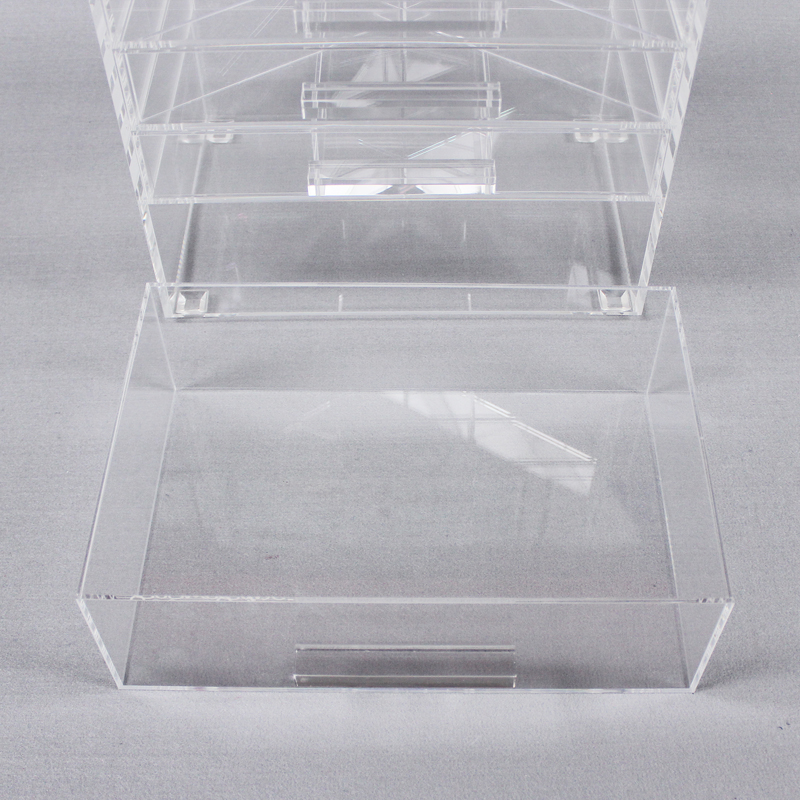 Clear Cosmetic Organiser