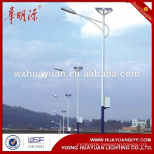 solar LED light pole