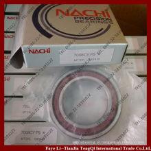 Rolamentos de esferas de contato angular 7008C NACHI