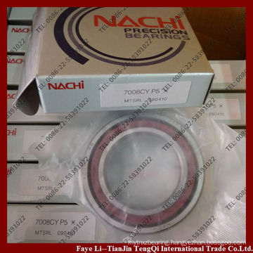 7008C NACHI Angular Contact Ball Bearings