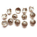 5 Prongs Parachute Studs 12mm