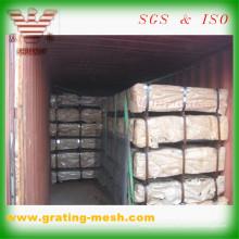 PVC beschichtet / verzinkt / Stahl / Low Carbon / Expanded Metal