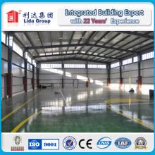 Stahlkonstruktion Basketball Gymnasium