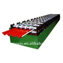 QJ 750 máquina de rolo de telha automática