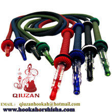 2014 Hot Sell Multicolor Healthy Shisha Hose Hookah On Ex-affordable Price