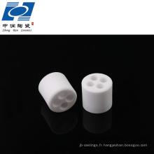 connecteur céramique cylindrique