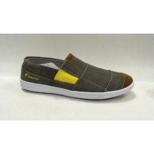 Zapatos de lona de la suela de goma de la manera