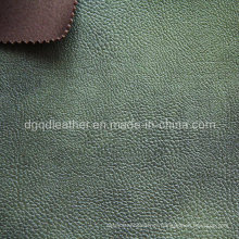 High Quality Breathable PU Furniture Leather (QDL-FB0053)