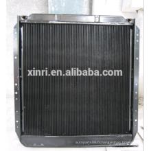 Radiateur en aluminium kamaz-54115 pour BELARUS