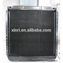kamaz-54115 aluminum radiator for BELARUS