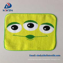 Kids Cartoon Towel Quick Dry Hand Towel