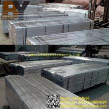 Панель с бетонной опалубкой с высокой ребристой металлической сеткой