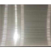 Feuilles anti-empreintes digitales AISI SS 304 Hairline