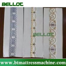 Professionelle Export Matratze Stickerei Griffmaterial