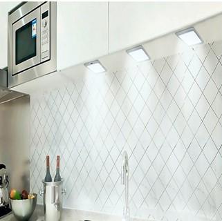 Surface Mounted LED Cabinet PIR Sensor Panel Light