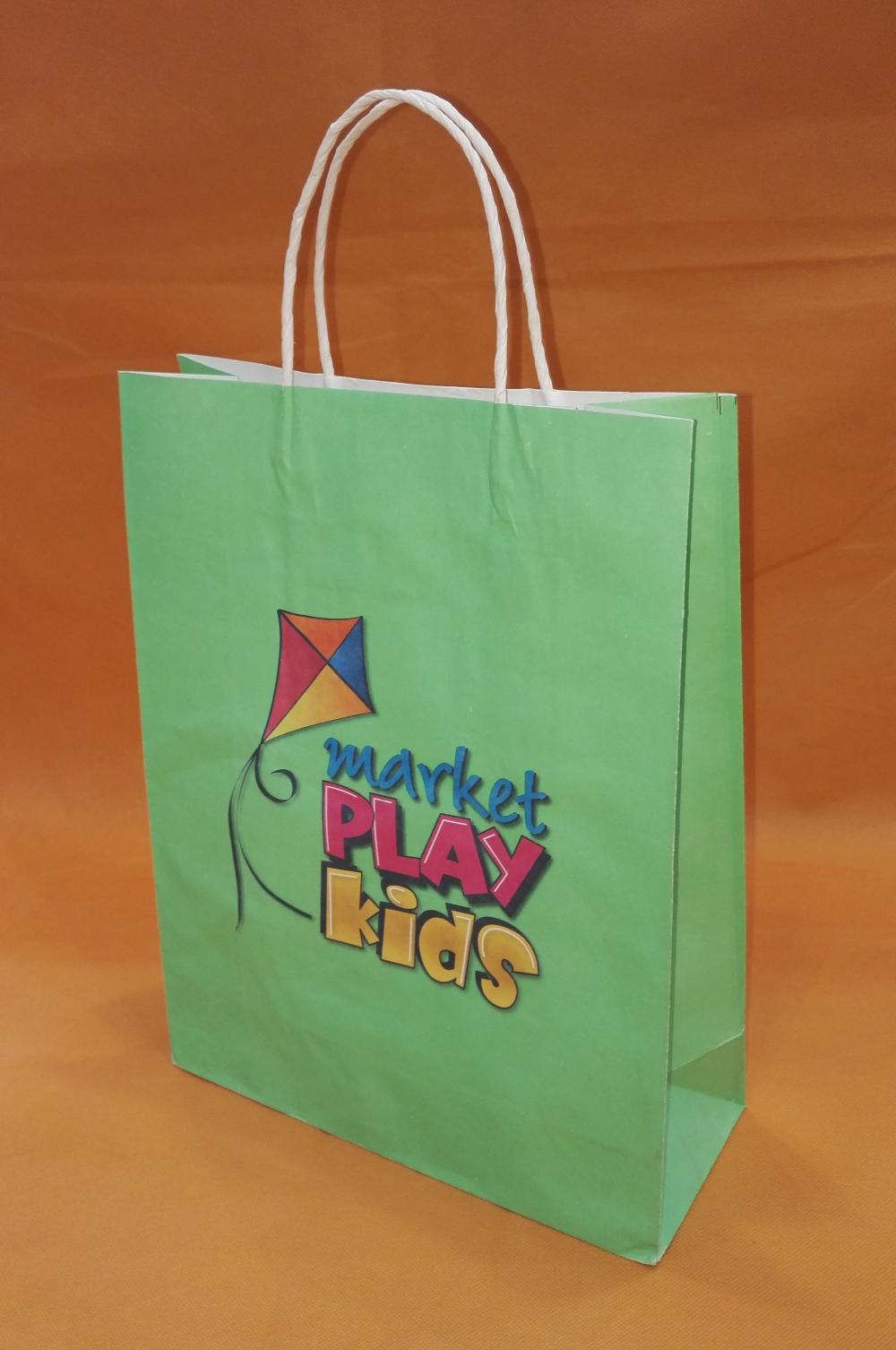 Decoration Paper Bags With Logo