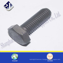 TS16949 ISO9001 SAE GR8.8 hex bolts