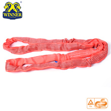High Quality Soft 5Ton Endless Polyester Round Sling