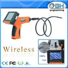 "3.5"" TFT LCD 3.9mm 5.5mm Wireless Tube Snake Camera Endoscope with 1-10m snake tube camera head"