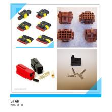 Усилитель/tyco и 1-6-Контактный Водонепроницаемый Электрический Разъем Автомобильный штекер