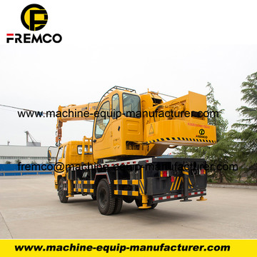 12 Ton Small Truck Lifting Crane