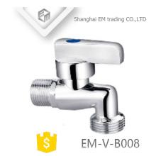 EM-V-B008 Bibcock de latão cromado para máquina de lavar roupa