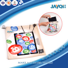 Sublimation Printing 100% Polyester Computer Bag