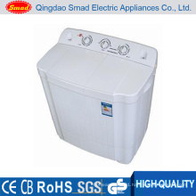 Plastic Two Tub Home Washing Machine