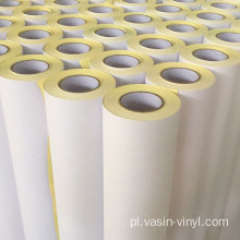 Frosted Vinyl Film
