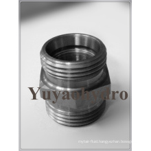 Hydraulic Armaturen Zinc-Nikel Male Connector