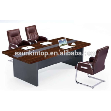 Modern MDF + Melamine finishing conference office table