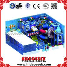 Équipement de terrain de jeu intérieur de centre de jour à vendre